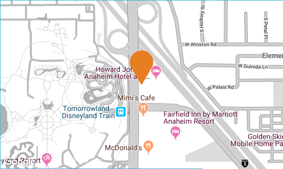 Howard Johnson location