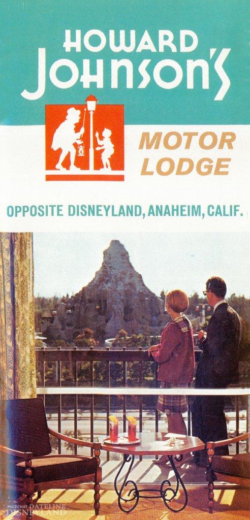 Howard Johnson brochure