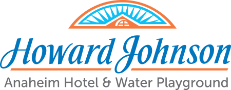 Howard Johnson by Wyndham Anaheim Hotel & Water Playground logo