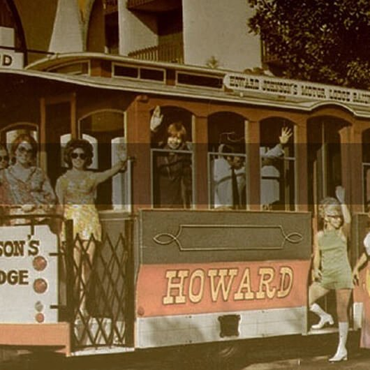 howard johnson disneyland hotel
